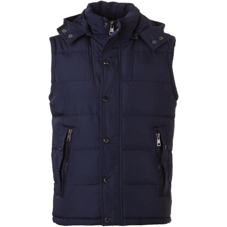 "Men's Gilets ""Alfred""  Pescecane Rosso - en.brands4all.com.gr - 1"