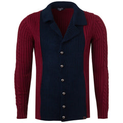 "Men's Cardigan ""Mathius"" Zen & Zen - en.brands4all.com.gr - 1"