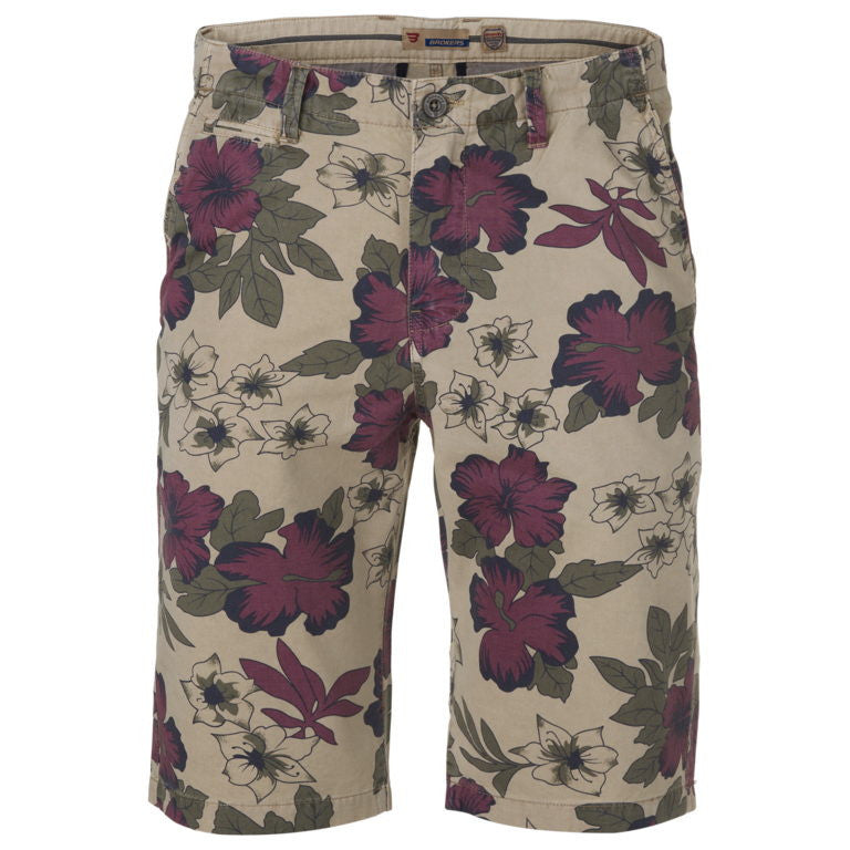"Men's Chino Shorts ""Gabriel"" Brokers - en.brands4all.com.gr - 2"