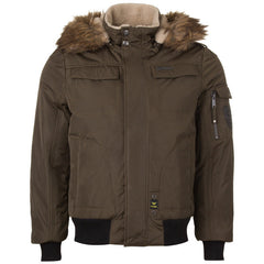"Men's Heavy Jacket ""Bleakness"" Splendid - en.brands4all.com.gr - 1"