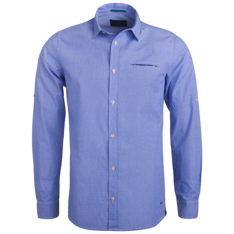 "Men's Shirts ""Libor"" Garage Fifty Five - en.brands4all.com.gr - 2"