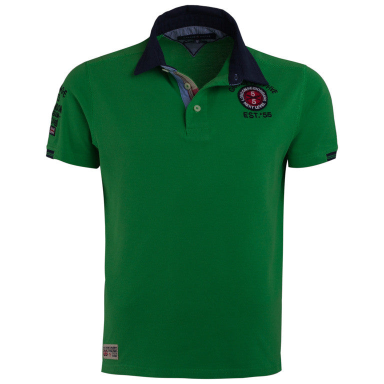 "Men's Polo ""Up to the Top"" Garage Fifty Five - en.brands4all.com.gr - 1"