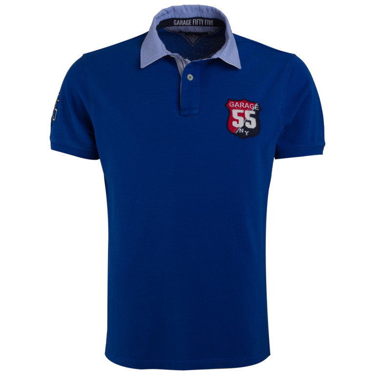 "Men's Polo ""Elsewhere"" Garage Fifty Five - en.brands4all.com.gr - 1"