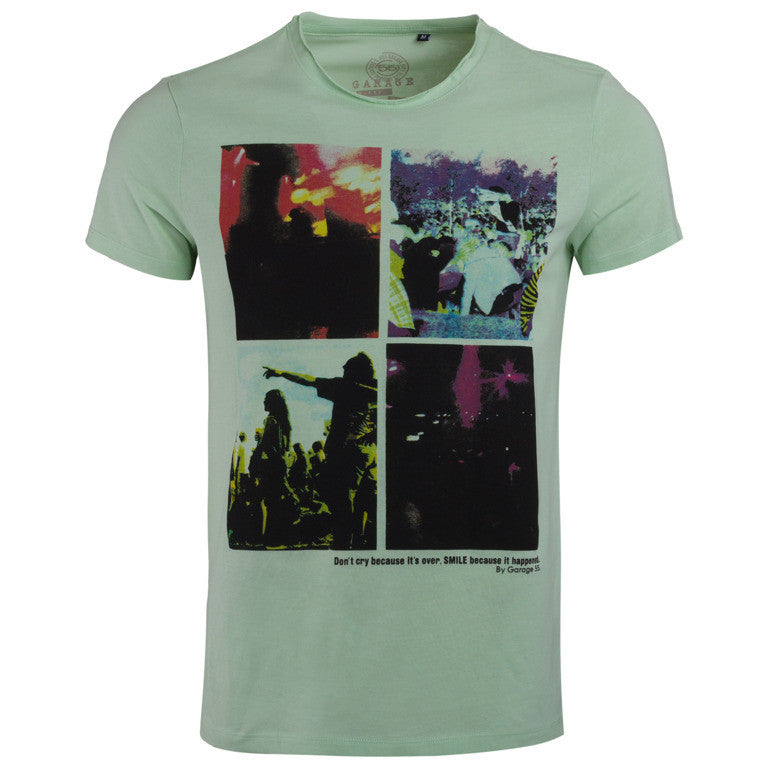 "Men's T-Shirt ""Don't Cry"" Garage Fifty Five - en.brands4all.com.gr - 10"