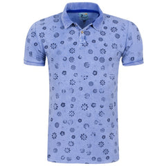 "Men's Polo ""The Prints"" Van Hipster - en.brands4all.com.gr - 1"