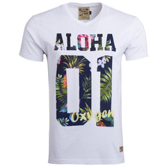 "Men's T-Shirt ""Aloha 01"" Oxygen - en.brands4all.com.gr - 1"