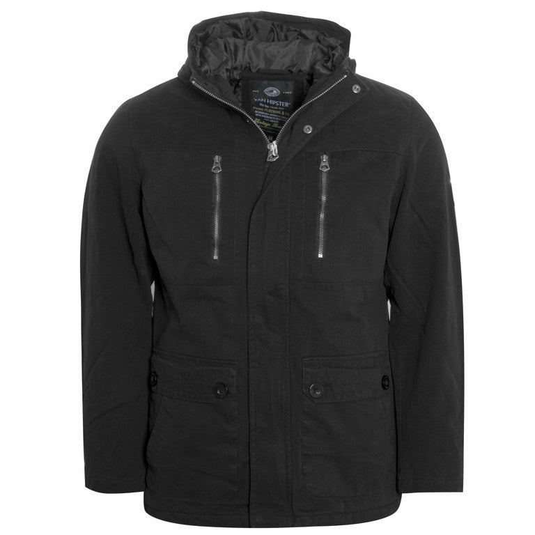 "Men's Heavy Jacket ""Horizon Hunter"" Van Hipster - en.brands4all.com.gr - 1"