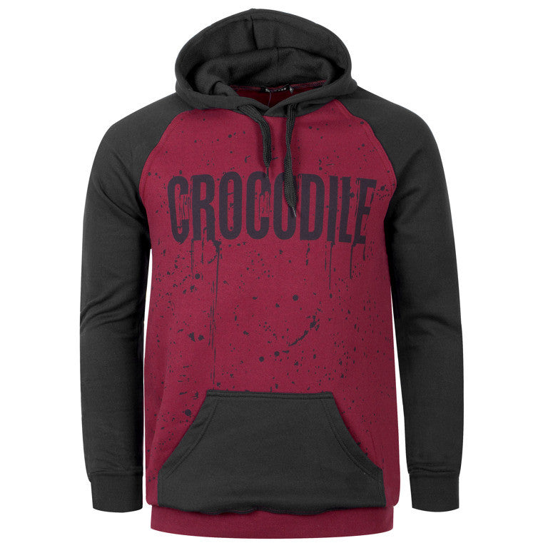 "Men's Hoodie ""Crocodile"" So Fashion - en.brands4all.com.gr - 4"