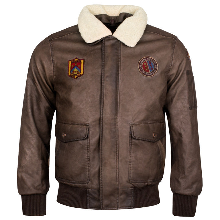 "Men's Heavy Jacket ""Winter Champion"" Brokers - en.brands4all.com.gr - 1"