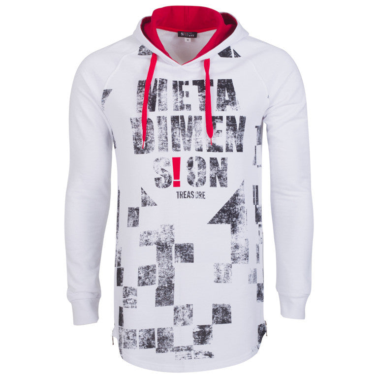 "Men's Hoodie ""Cool Dimension"" So Fashion - en.brands4all.com.gr - 1"