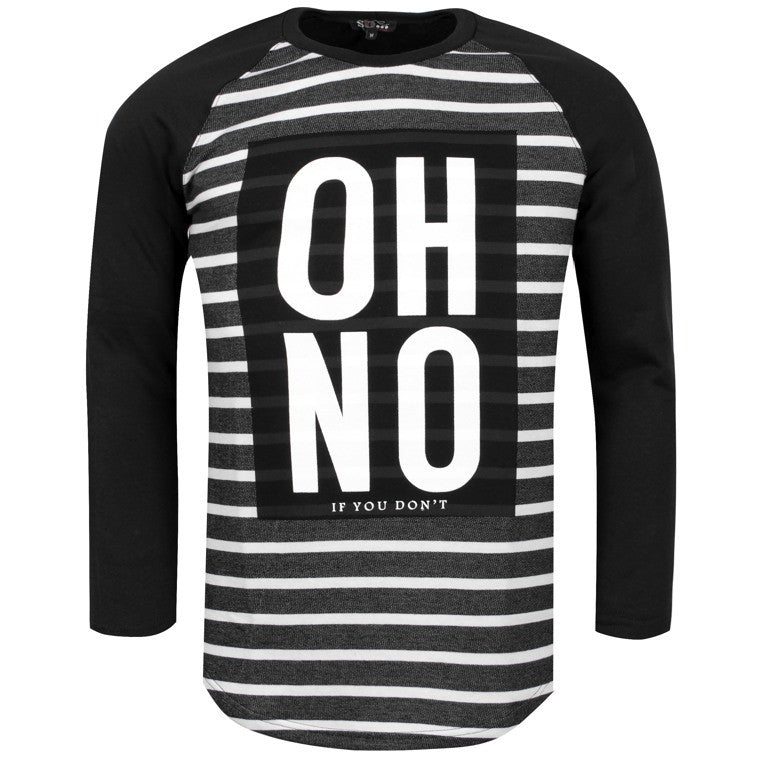 "Men's Sweatshirt ""Oh no!"" So Fashion - en.brands4all.com.gr - 1"