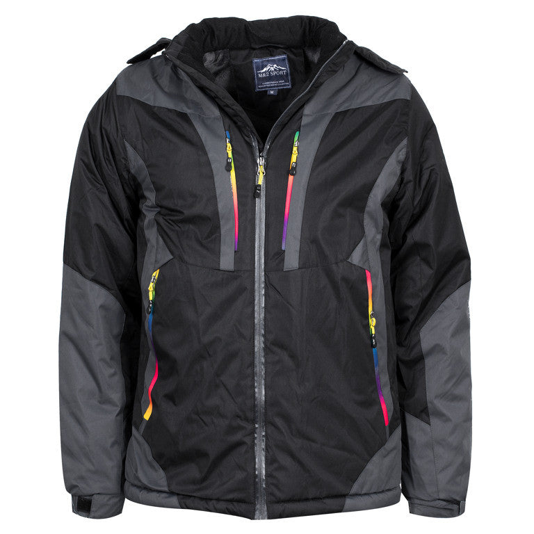 "Men's Heavy Jacket ""Kurt"" M&2 Sports - en.brands4all.com.gr - 1"