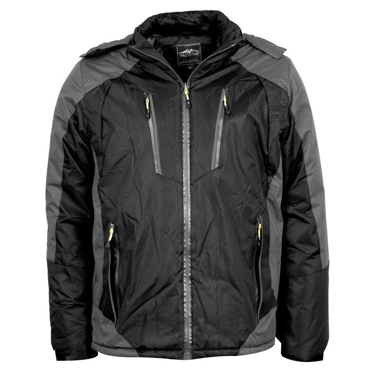 "Men's Heavy Jacket ""Hopkins"" M&2 Sports - en.brands4all.com.gr - 1"