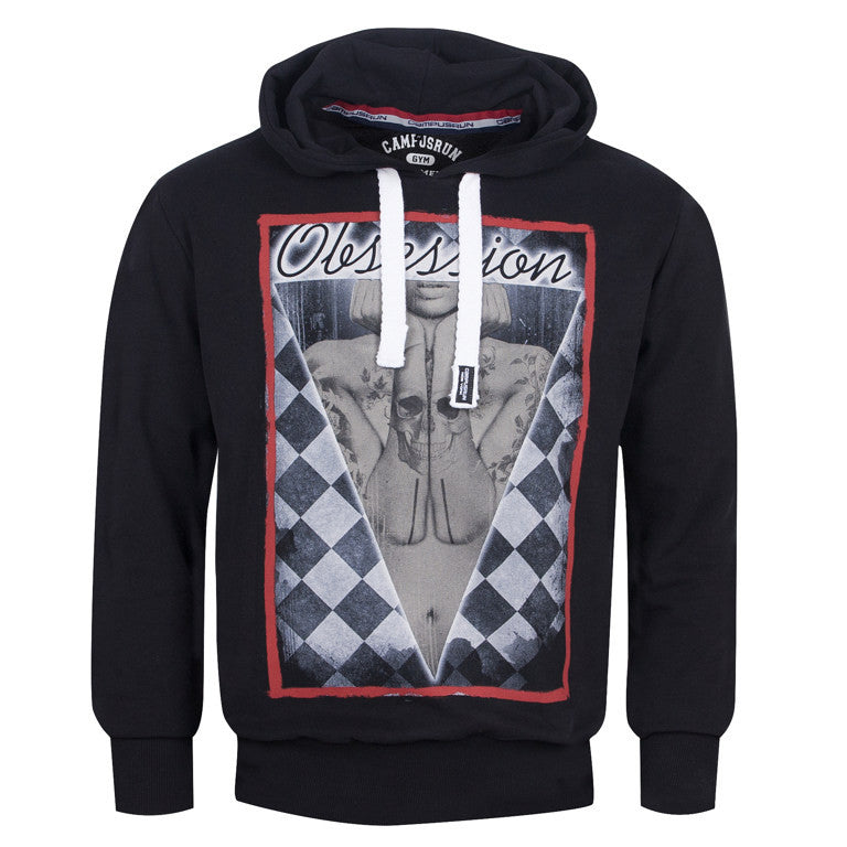 "Men's Hoodie ""Obsession"" Campus"
