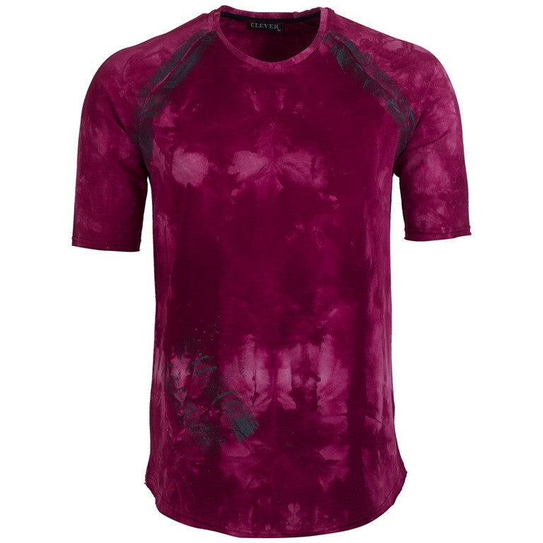 "Men's T-Shirt ""Colour Illusions"" Clever"