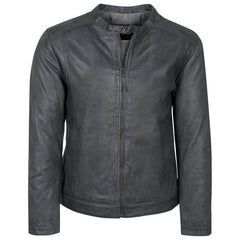 "Men's Leather Jacket ""Sakis"" X-Soma"