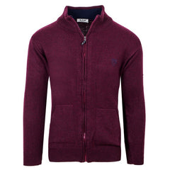 "Men's Cardigan ""Winter has Arrived"" STD"