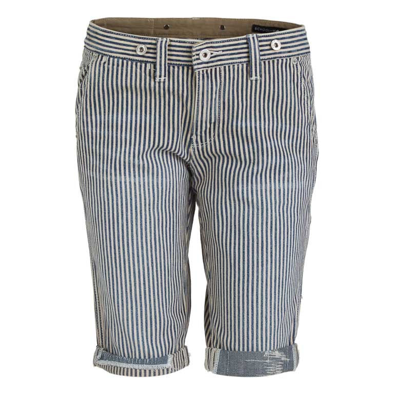 "Women's Short Pants ""Miss Stripe"" School Of Women - en.brands4all.com.gr - 1"
