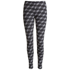 "Women's Leggings ""Cube Print"" H&B"