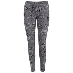 "Women's Leggings ""Chess Print"" H&B"