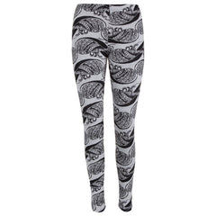 "Women's Leggings ""Indian Print"" H&B"