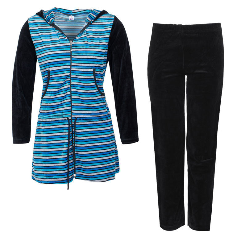 "Women's Pyjamas ""Maggie"" Ecrin - en.brands4all.com.gr - 1"