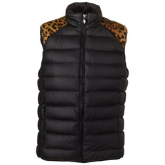 Women's Gilet ''Passion Leopard'' Gov Denim - en.brands4all.com.gr - 1