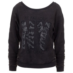 "Women's ""Be Famous Or Dead"" T-Wall - en.brands4all.com.gr - 1"