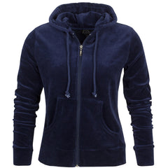 "Women's Zipped Hoodie ""Stately Talk"" Single - en.brands4all.com.gr - 1"