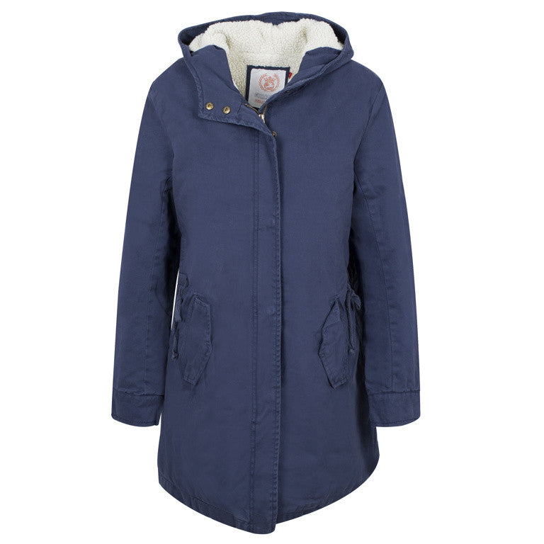 "Women's Jacket Parka ""Newsome"" Gymnasium"