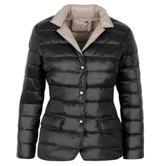 "Women's Heavy Jacket ""Winter Paradise"" Gymnasium"