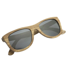 "Unisex Wooden Sunglasses ""Mason"" Good Rise - en.brands4all.com.gr - 1"