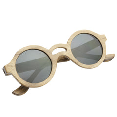 "Unisex Wooden Sunglasses ""Jaden"" Good Rise - en.brands4all.com.gr - 1"