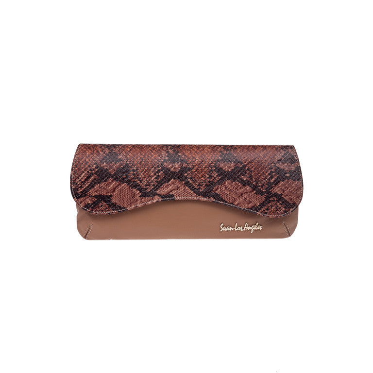 "Oversized Women Clutches  ""Genny"" Seven L.A. - en.brands4all.com.gr"