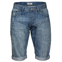 "Мъжки дънкови бермуди ""Casual Denim"" Biston - bg.brands4all.com.gr - 1"