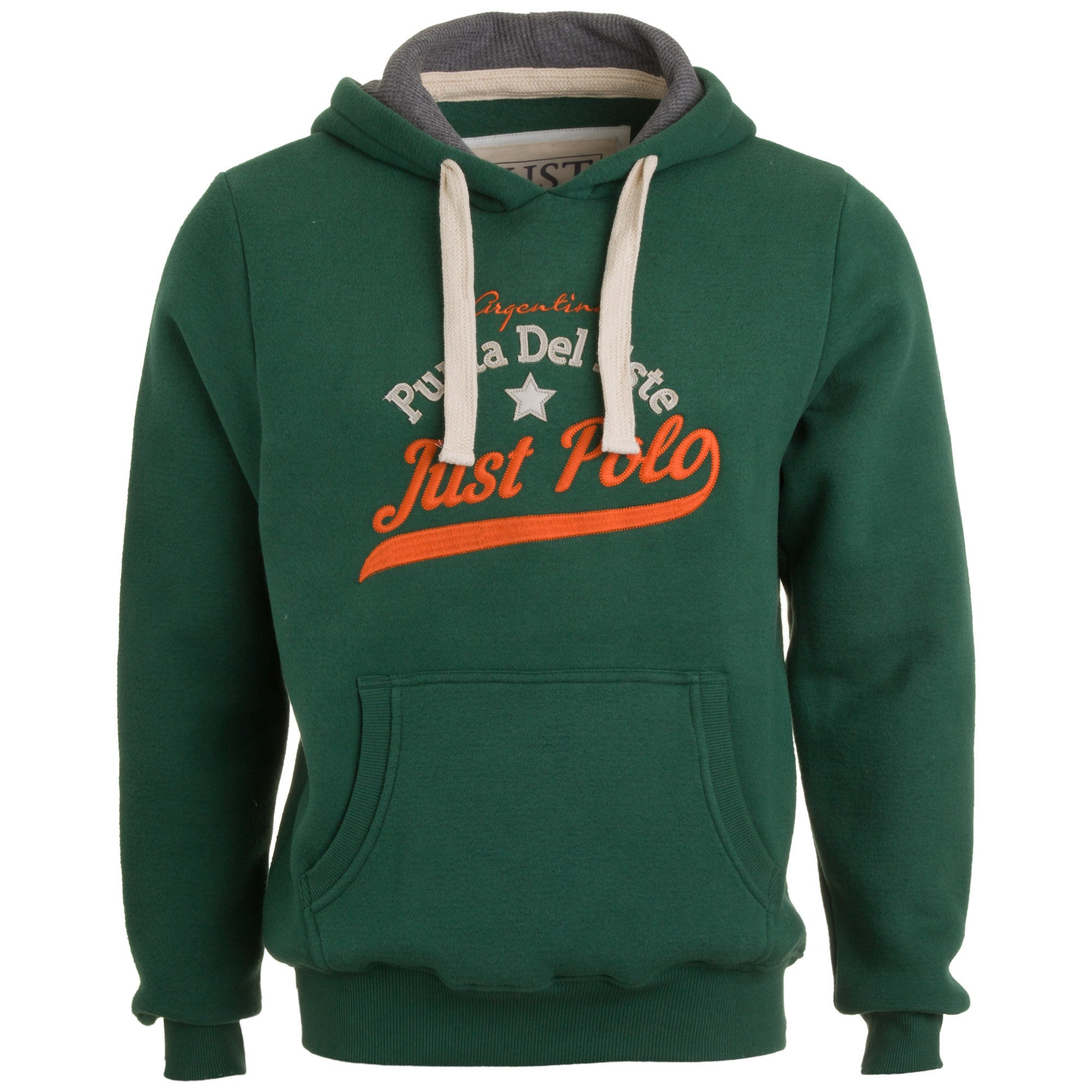 Ανδρική Μπλούζα Hoodie ''Just Man'' Just Polo - brands4all - 1