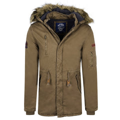 "Ανδρικό Μπουφάν Parka ""Greenwood"" Battery - brands4all"