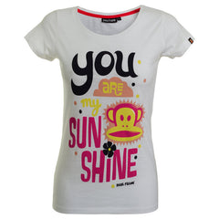 "Дамска тениска ""You Sunshine"" Paul Frank - bg.brands4all.com.gr - 1"