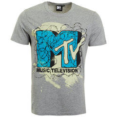 "Мъжка тениска ""Metal Wire"" MTV - bg.brands4all.com.gr - 1"
