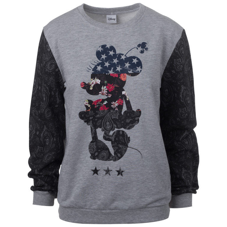Дамски суичър ''Minnie Star'' Disney - bg.brands4all.com.gr - 1