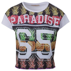 Дамска тениска ''Paradise 65'' T-Wall - bg.brands4all.com.gr - 1