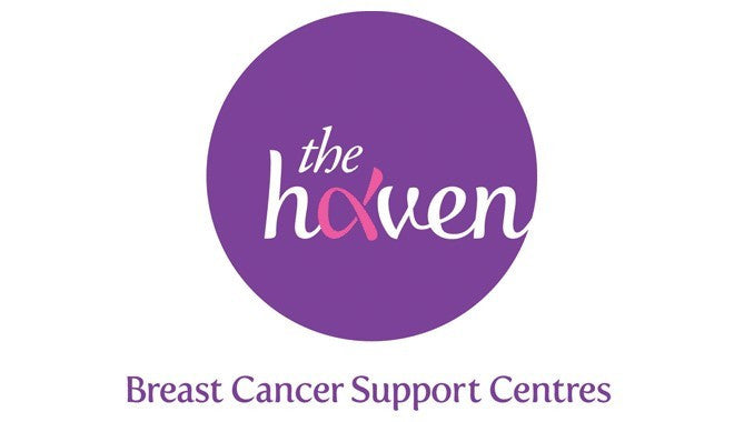 The big tea cosy for The Haven breast cancer charity