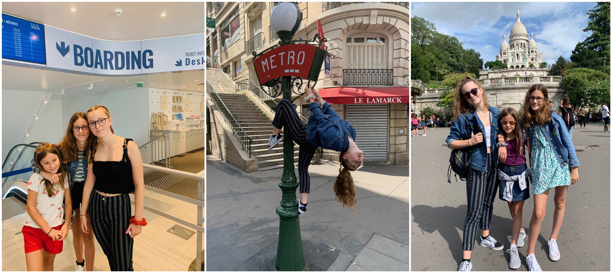 Four places to visit whilst in Paris with teenagers