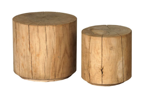 Oak  stool - L'Atelier Natalia Willmott