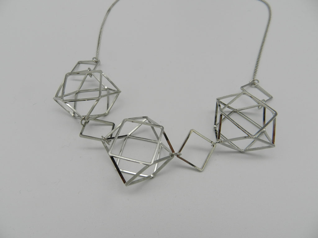 Hexagon chunky necklace - L'Atelier Natalia Willmott