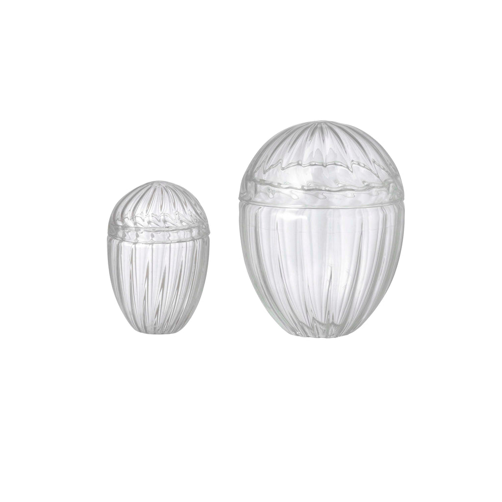Glass Easter egg set - L'Atelier Natalia Willmott