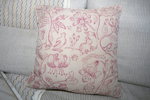 Animals cushion - L'Atelier Natalia Willmott