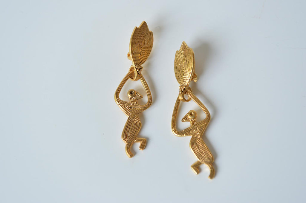 Isadora earrings by Elisabeth Riveiro - L'Atelier Natalia Willmott