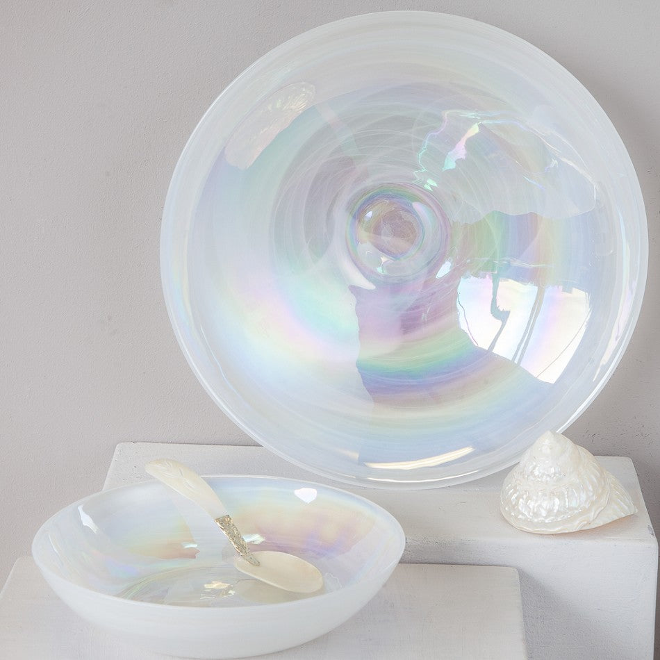 Large pearly bowl - L'Atelier Natalia Willmott