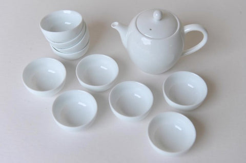 Small porcelain tea sets - L'Atelier Natalia Willmott